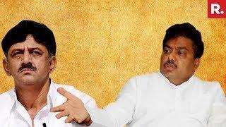 Fight Within The Congress Over DK Shivakumar