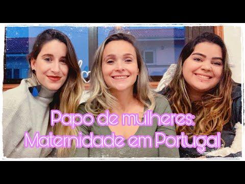 Papo Na Real, Maternidade Em Portugal!