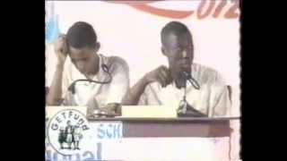 2002 National Science and Math Quiz, OWASS (Paul Azunre, Aubrey Mwinyogle, Vincent Ampadu), Part II
