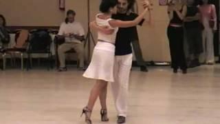 Javier Rodriguez - Milonga Lesson