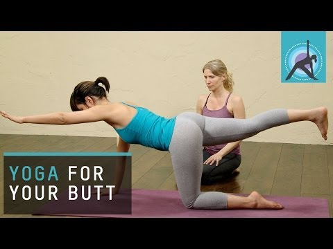 Yoga For Your Butt