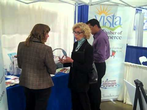 San Diego Business Showcase - Oceanside Chamber and Hispanic Chamber of E-Commerce