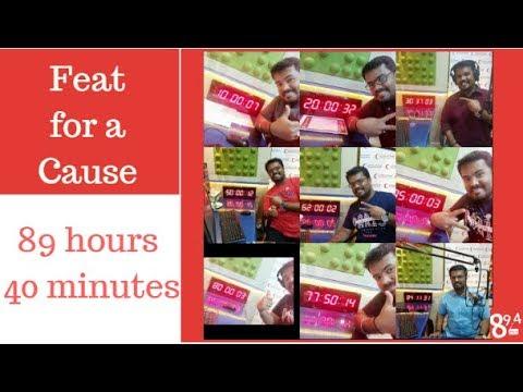Tamil 89.4 FM RJ Nimmi's Non Stop Live for Joyful Giving Live Streaming