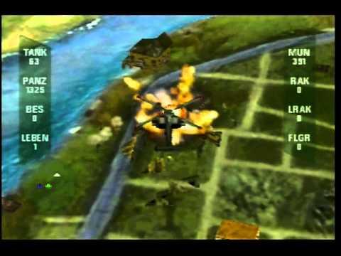 Nuclear Strike (N64) #1