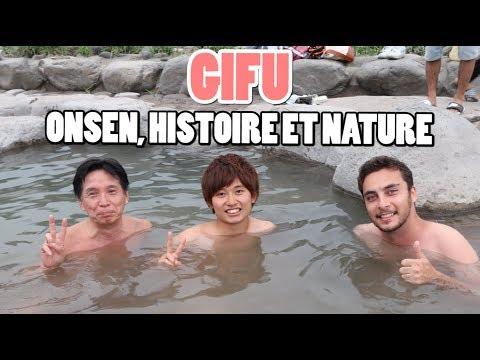 GIFU : entre Onsen, histoire et nature