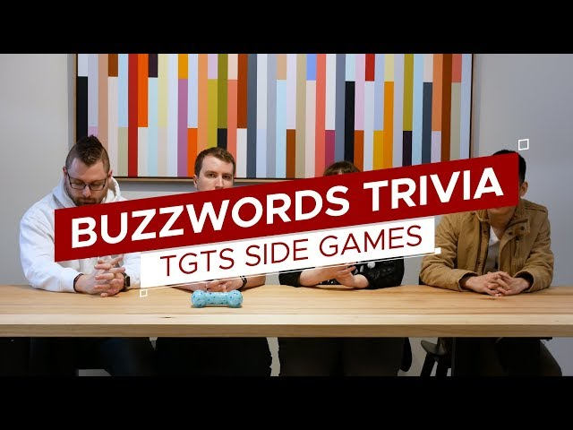 Tech Buzzwords! | Game: Ladder Trivia | TGTS Side Games #2