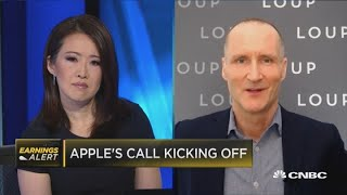 Loup Ventures' Gene Munster reacts to Apple earnings