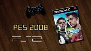 Pro Evolution Soccer 2008 (PS2)