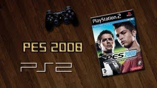 Pro Evolution Soccer 2008 (PS2)