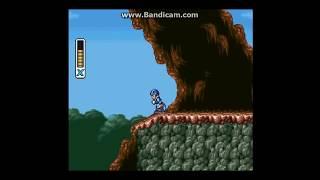 Megaman X (BR) Sting Chameleon - Let´s play Camaleão (Super Nintendo)
