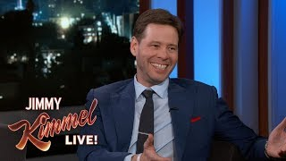 Ike Barinholtz Does Impressions of Obama, The Rock, Kevin Hart & Paw Patrol