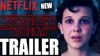 Stranger Things - Season 3 New Teaser Trailer - November 2018[FAN MADE]