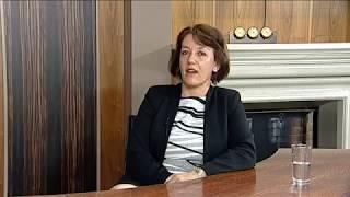 """Интервю на г-жа Радка Калчева, директор на Регионална библиотека """"Пенчо Славейков"""" Варна"""