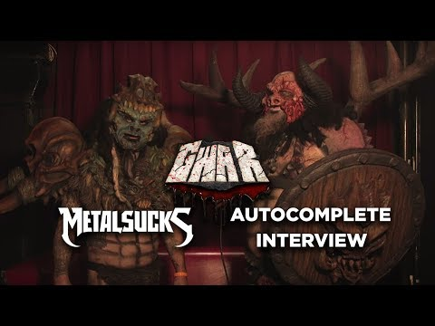 GWAR Answer the Internet's Most Searched Questions | MetalSucks