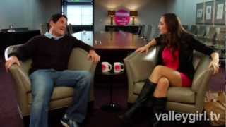 """Interview with Mark Cuban on """"The Valley Girl Show"""" with Jesse Draper"""