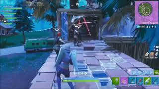 CRAZIEST ENDING ASAP 12VY GETS KILLED BY TRAPPED ENEMY ON FORTNITE WITH LYBB TEAM!!!!!!