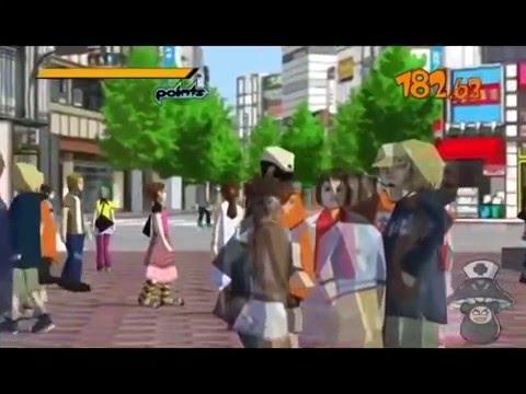 [Vinesauce] - Imakuni Plays: Jet Set Radio (CHARITY STREAM!)