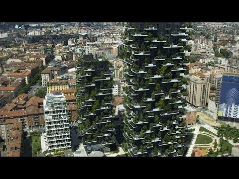 I grattacieli di Milano: la top 5 degli edifici più belli