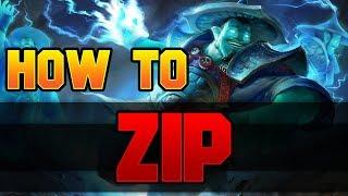 Dota 2 How to ZIP! (Global Rampage)