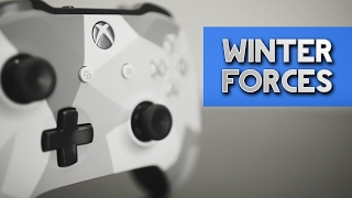 Review: Xbox One Wireless Bluetooth Controller Winter Forces Special Edition