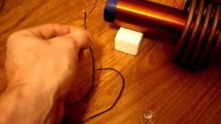 Однопроводный ВВ трансформатор