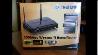 Установка и настройка Wi Fi роутера  Видео урок