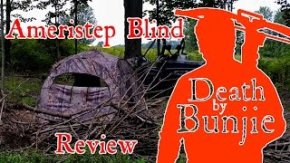 Ameristep Doghouse Blind Review