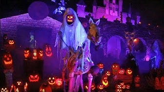 Haunted Graveyard Arizona 2018- Haunted House in Scottsdale- Happy Halloween!