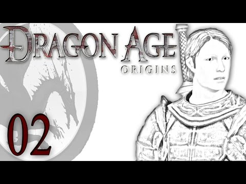 Dragon Age: Origins - The Start Of A Bad Adventure - Episode 2