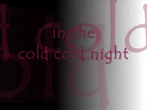 White Stripes - Cold Cold Night (lyric)