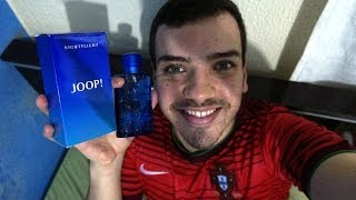 RESENHA DO PERFUME JOOP NIGHTFLIGHT + EXTRA