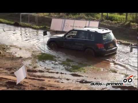 Mercedes-Benz Driving Experience 2012: Prueba Off Road De Las Nuevas GLK Y ML En Colombia
