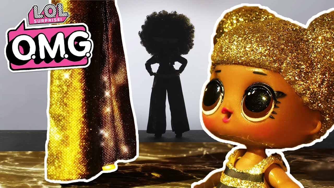L.O.L. Surprise! O.M.G. Royal Bee - The Big Sisters are here!