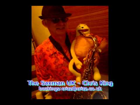 The Best Thing That Ever Happened To Me performed by The Saxman UK - Chris King