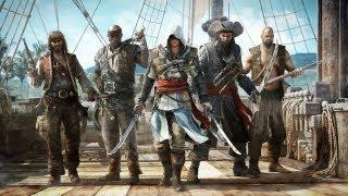 Assassin's Creed 4: Black Flag (Черный флаг) — Актёры | ТРЕЙЛЕР