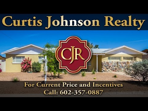 Curtis Johnson Realty 3D Tour   5010 W. Pinchot Ave, Phoenix - Fantastic Home!