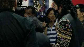 Micheal Jackson rare footage 1 by Asiatravel.com