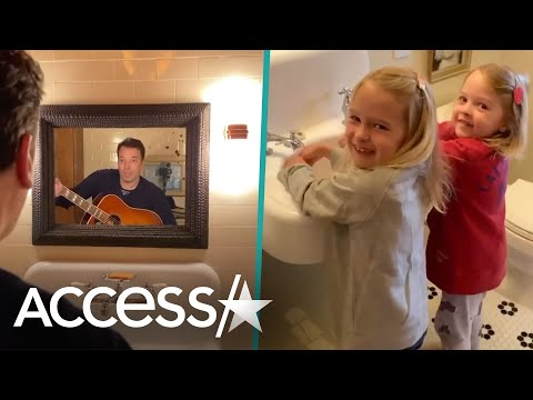 jimmy-fallon-&-daughters-sing-adorable-'wash-your-hands'-song