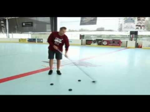 Puck Handling Skills with Daniel Winnik