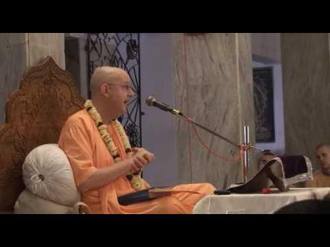 Romapada Swami - Lecture - Dovetailing