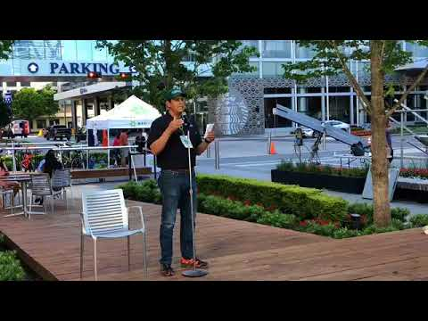 How Urban Conservation can Transform Houston -Jaime Gonzalez