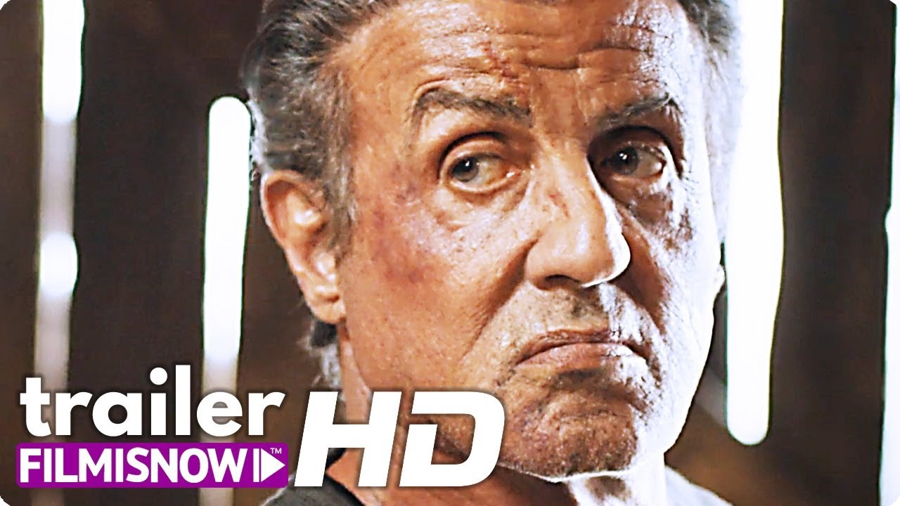 RAMBO: ATÉ O FIM (2019) Teaser Trailer #3 LEG com Sylvester Stallone