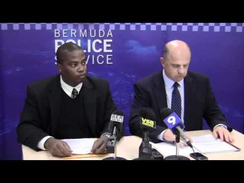 Police Statement On Shooting Murder Bermuda January 9 2012