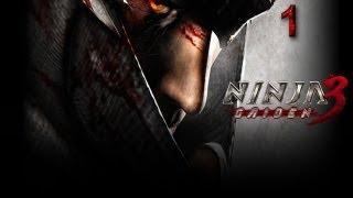 Ninja Gaiden 3 - Parte 1 - Español