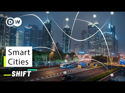 .未來新型智慧城市將會怎樣?