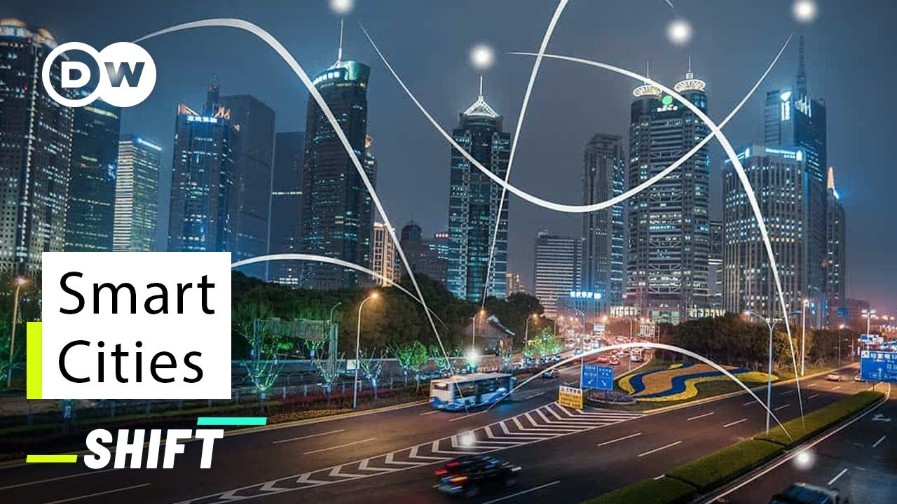 Smart Cities – The Future of How We Live