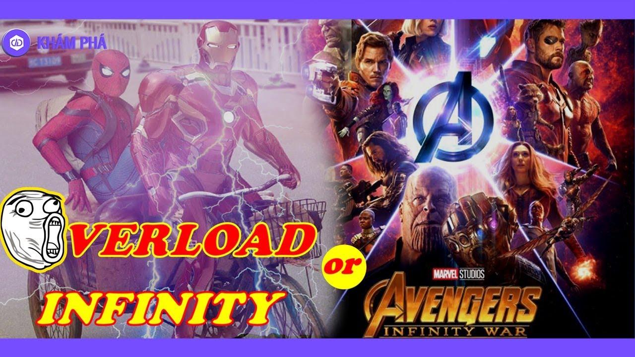 Avengers: Cuộc chiến vô cực hay Quá tải vô cực? - YouTube
