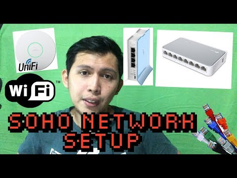 The Tweakster's Lab Episode 1 : SOHO  Network Devices Setup