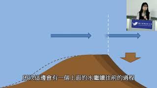 交錯層-地球科學研究所 張英如