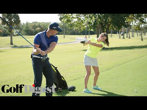 Henrik Stenson Gives Swedish Lesson to Amateur American | Golf Digest